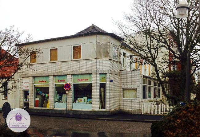 Gartenstraße 1 Bild vor Abriss