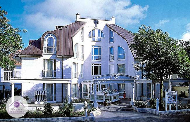 Haus-front Gartenstr. Hotel